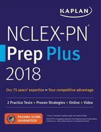 Kaplan NCLEX-PN Prep Plus 2018