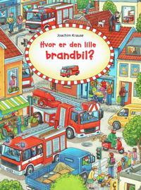 Hvor er den lille brandbil?