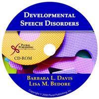 Developmental Speech Disorders