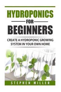 Hydroponics for Beginners: Create a Hydroponic Growing System in Your Own Home