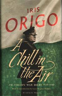 Chill in the air - an italian war diary 1939-1940