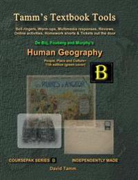 Fouberg, Murphy & de Blij's Human Geography 11th Edition+ Activities Bundle: Bell-Ringers, Warm-Ups, Multimedia Responses & Online Activities to Accom
