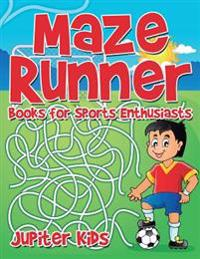 Maze Runner Books for Sports Enthusiasts