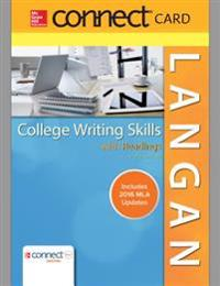 Connect Writing 2.0 Plus Access Card for Langan's College Writing Skills with Readings