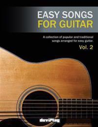 Easy Songs for Guitar. Vol 2