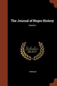 The Journal of Negro History; Volume 2