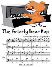 Grizzly Bear Rag - Easiest Piano Sheet Music Junior Edition