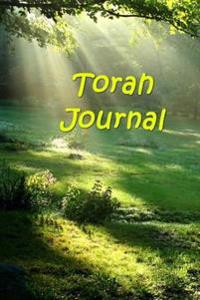 Torah Journal: (Notebook, Diary, Blank Book)