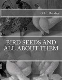 Bird Seeds and All about Them