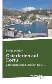 Osterferien Auf Korfu