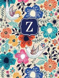 Personalized Posh: Springtime (Z) 2018 Monthly/Weekly Planning Calendar