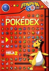Pokémon GO-boken : din ultimata pokédex
