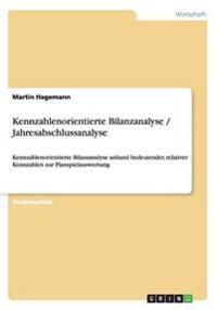 Kennzahlenorientierte Bilanzanalyse / Jahresabschlussanalyse