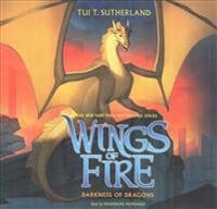 Darkness of Dragons - Tui T. Sutherland - böcker (9781338194326)     Bokhandel