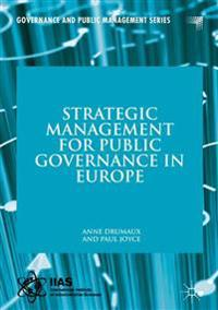 Strategic Management for Public Governance in Europe