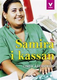 Samira i kassan (Ljudbok/CD + bok)
