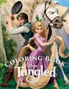 Tangled Coloring Book: Great Book for Your Children (48 Illustrations)