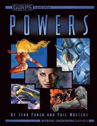 Gurps Powers