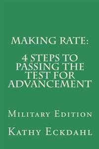 Making Rate: 4 Steps to Passing the Test for Advancement