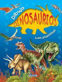 Dibujo Dinosaurios Con Plantillas