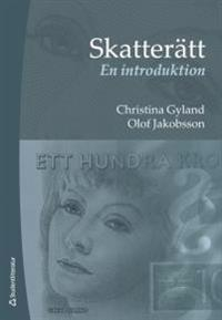 Skatterätt : en introduktion