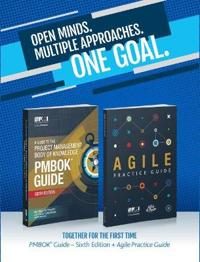 A guide to the Project Management Body of Knowledge (PMBOK guide) & Agile practice guide bundle