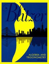Algebra and Trigonometry with Integrated Review, Plus Mylab Math with Etext -- Title-Specific Access Card Package