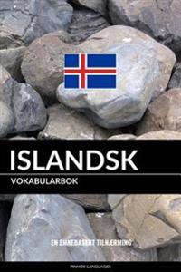 Islandsk Vokabularbok: En Emnebasert Tilnærming