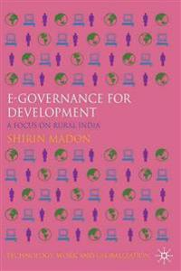 e-Governance for Development