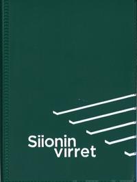 Siionin virret (musta, nuottipainos, isotekstinen)
