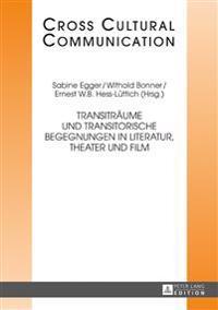 Transitraeume Und Transitorische Begegnungen in Literatur, Theater Und Film