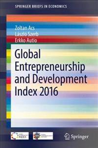 Global Entrepreneurship Index 2016