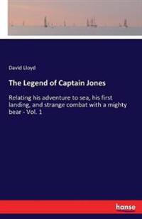 The Legend of Captain Jones