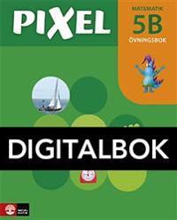 Pixel 5B Övningsbok Digital u ljud, andra upplagan