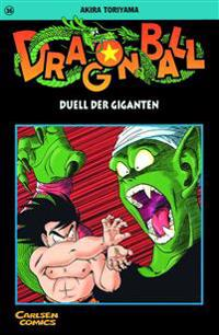 Dragon Ball 16. Duell der Giganten