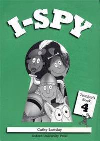 I-Spy: 4: Teacher's Pack