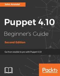 Puppet 4.10 Beginner's Guide - Second Edition