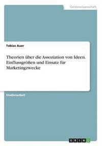 Theorien über die Assoziation von Ideen. Einflussgrößen und Einsatz für Marketingzwecke