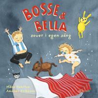 Bosse & Bella sover i egen säng