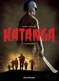 Katanga. Diamanter