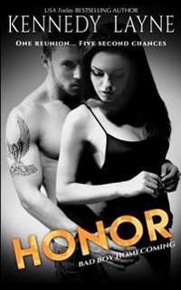 Honor (Bad Boy Homecoming Book 4)