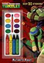 Mutants Rule! (Teenage Mutant Ninja Turtles)