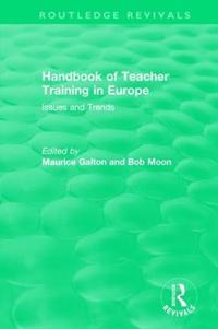 Handbook of Teacher Training in Europe