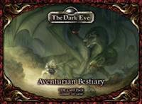 The Dark Eye Aventurian Bestiary Card Pack