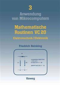 Mathematische Routinen Vc 20