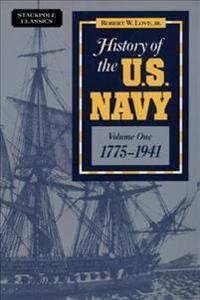 History of the U.S. Navy 1775-1941
