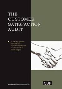 The Customer Satisfaction Audit