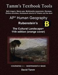 The Cultural Landscape 11th Edition+ Activities Bundle: Bell-Ringers, Warm-Ups, Multimedia Responses & Online Activities to Accompany the Rubenstein T