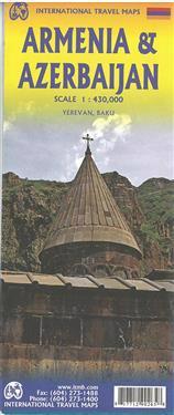 Georgia & Armenia 1 : 430 000