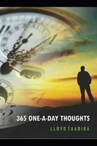 365 One-A-Day Thoughts